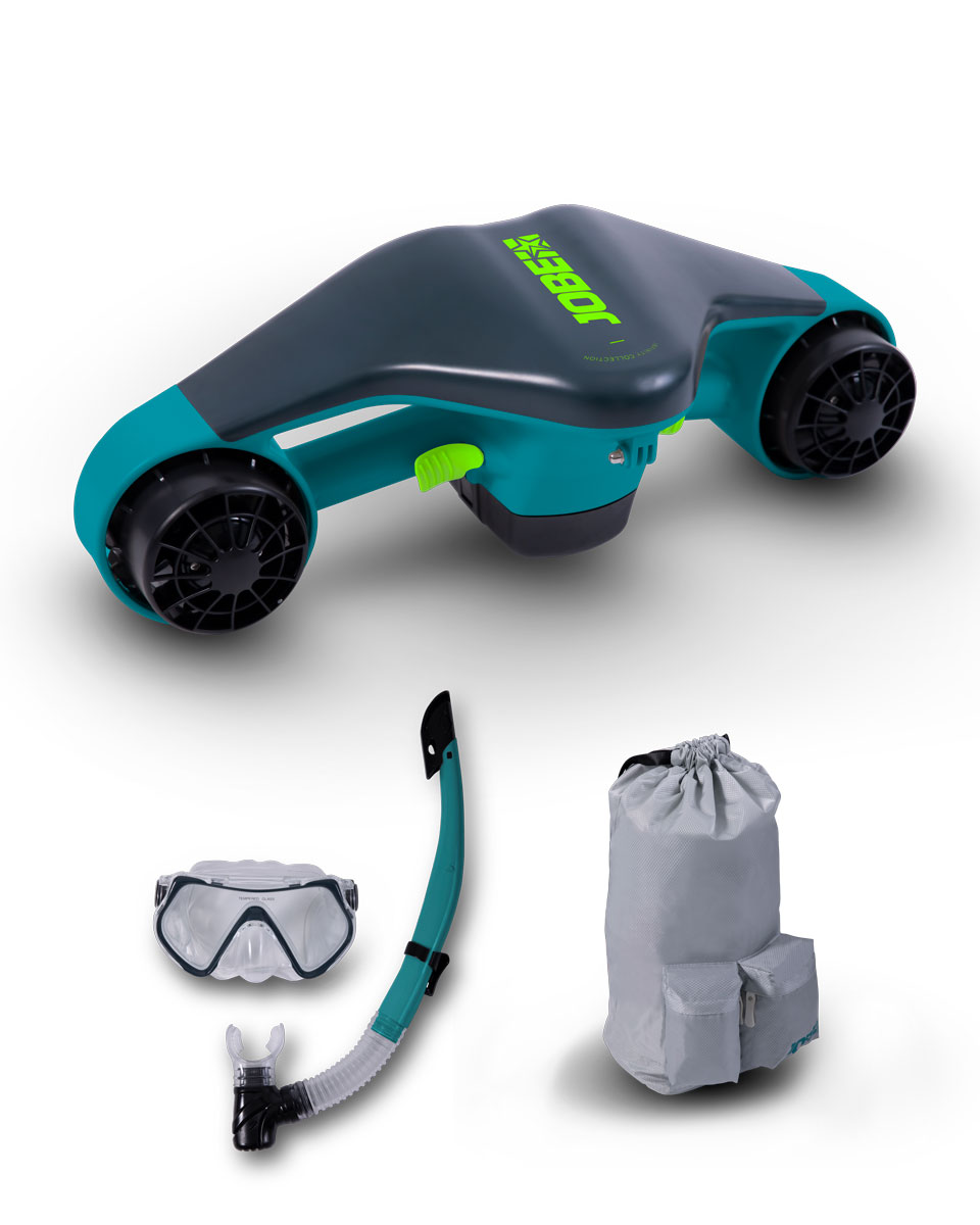 Jobe Infinity Seascooter con Borsa e Snorkel set